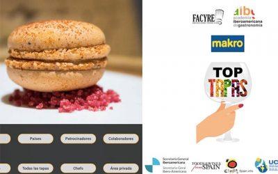 Proyecto Top Tapas para promover la importancia de las tapas