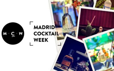 Disfruta Madrid Cocktail Week del 22 al 28 de octubre