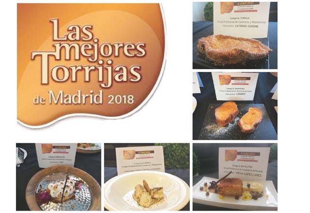 Las mejores torrijas de Madrid tienen nombre