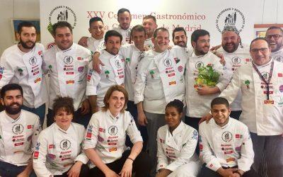 II Jornada de la Liga ACYRE para elegir al mejor cocinero de Madrid