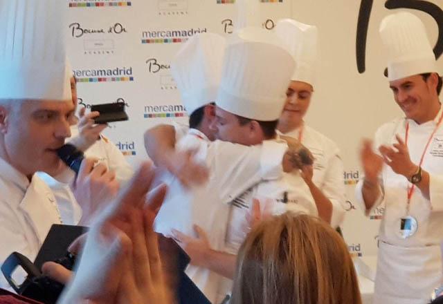 Juan Manuel Salgado gana la Final Nacional Bocuse d'Or 2017