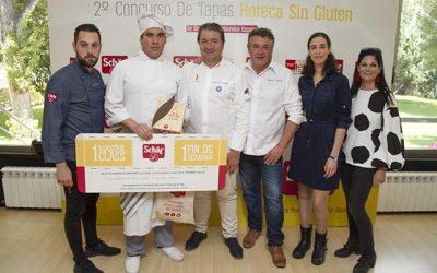 II Concurso de Tapas Horeca Sin Gluten