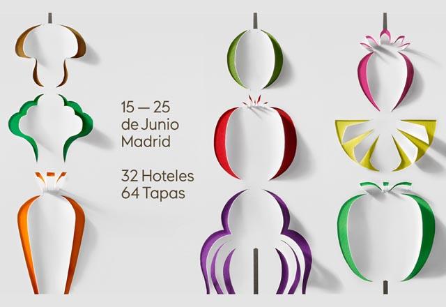 2ª edición del Hotel Tapa Tour en Madrid: Tapas de Autor en Hoteles Urbanos