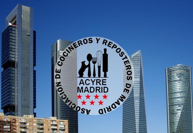 Nuevo Logo de ACYRE Madrid: fuerza y dinamismo para su nueva imagen corporativa