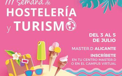 III Semana de la Hostelería y el Turismo MASTERD