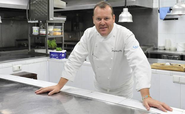 Alta cocina en vivo con Pablo González Conejero