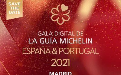 La Gala de la Guía Michelin 2021 será en formato digital