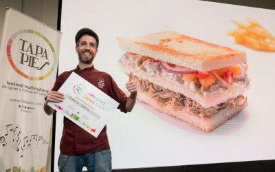Kisko Moreno ganador de la décima edición de Tapapiés